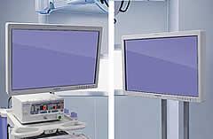 ハイビジョン モニター 腹腔鏡 手術 内視鏡 内視鏡手術